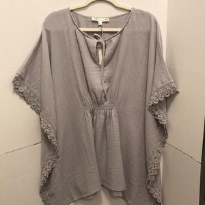 Lane Bryant , C&C California NWT cover up.